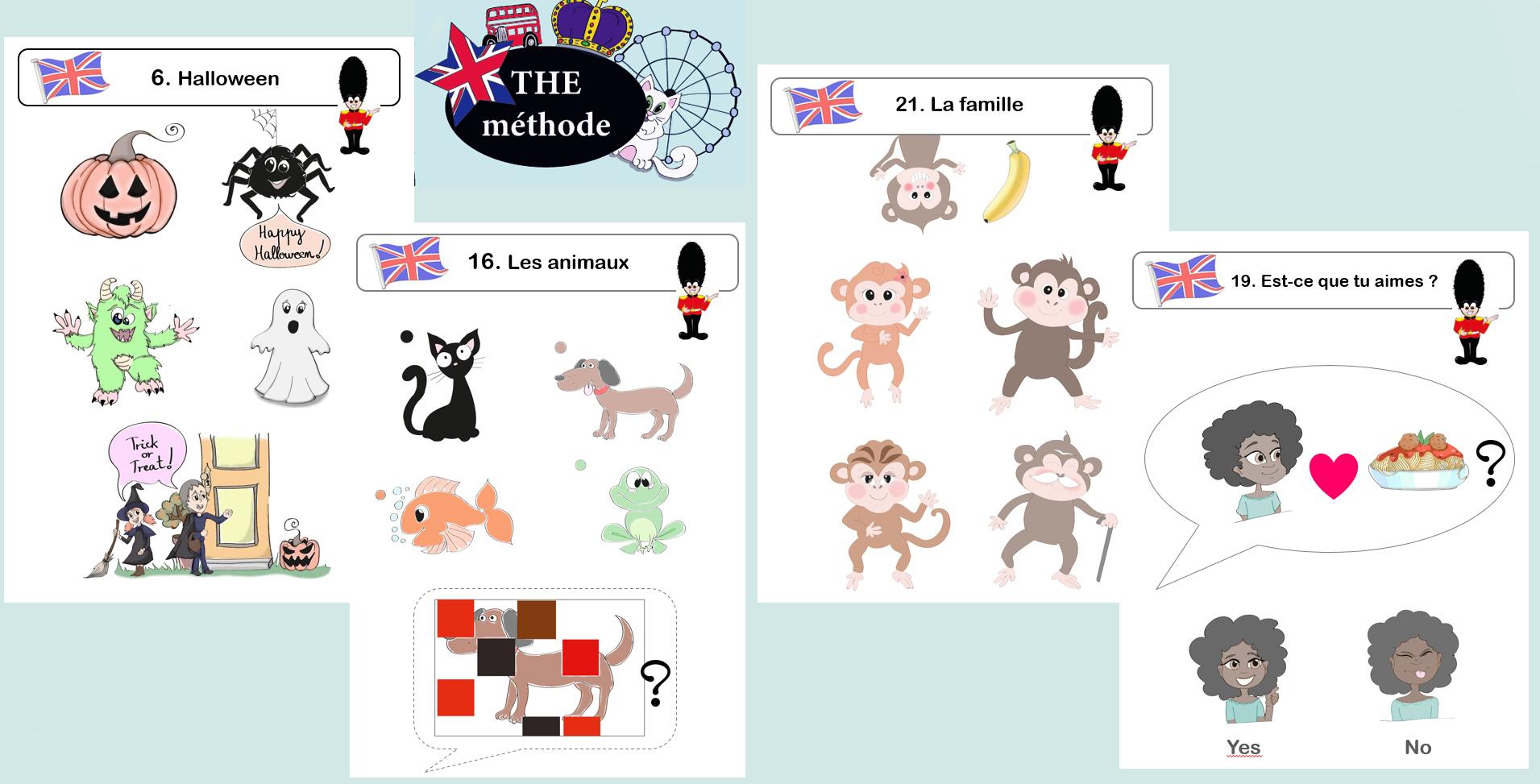 The Méthode, La Méthode D'anglais Pour Les Gs Cp Ce1 (2 dedans Jeux En Anglais Gratuit