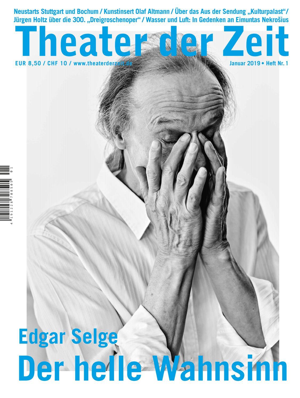 Theater Der Zeit - 01/2019 By Theater Der Zeit - Issuu à A 7 Ans Anne Sylvestre
