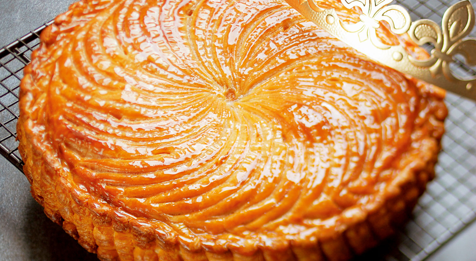 Three Kings' Cake encequiconcerne Image De Galette Des Rois