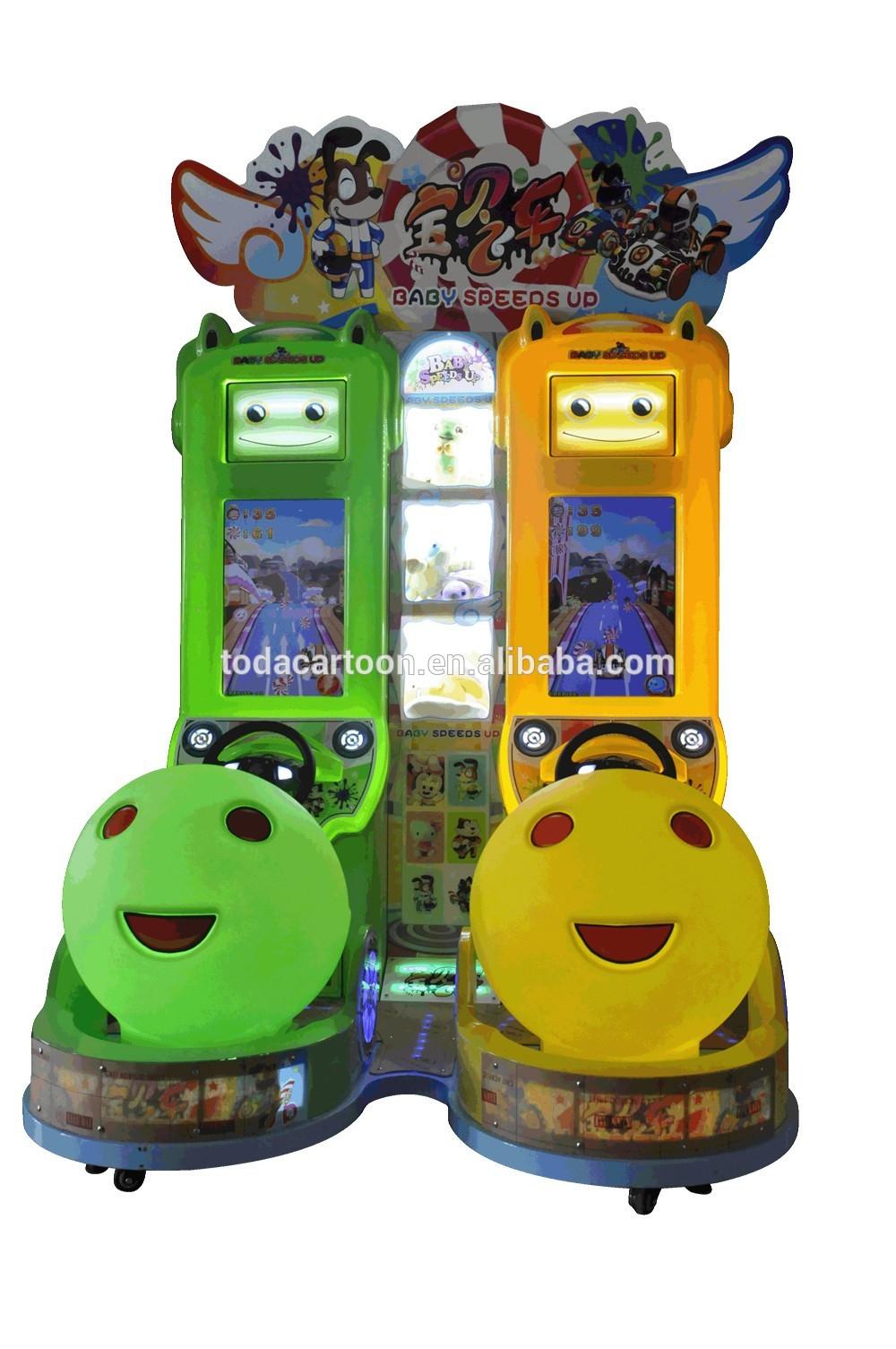 Toda Enfants Machine De Jeu Bébé Simulateur De Course D'arcade Gratuit  Jouer En Ligne Moteur Enfants Jeux De Voiture Pour Les Garçons Vente - Buy destiné Jeux Enfant Gratuit En Ligne