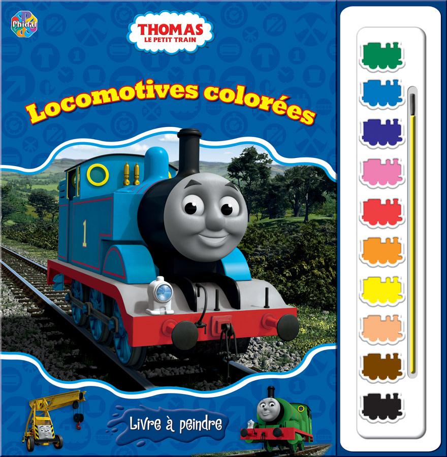 Toma Le Train avec Coloriage Thomas Le Petit Train