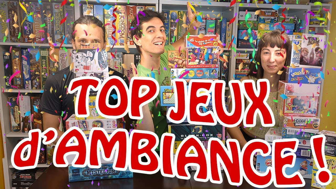 Top 10 Des Jeux D'ambiance Entre Amis - Le Top 10 Idéal encequiconcerne Jeu En Ligne Pour Adulte