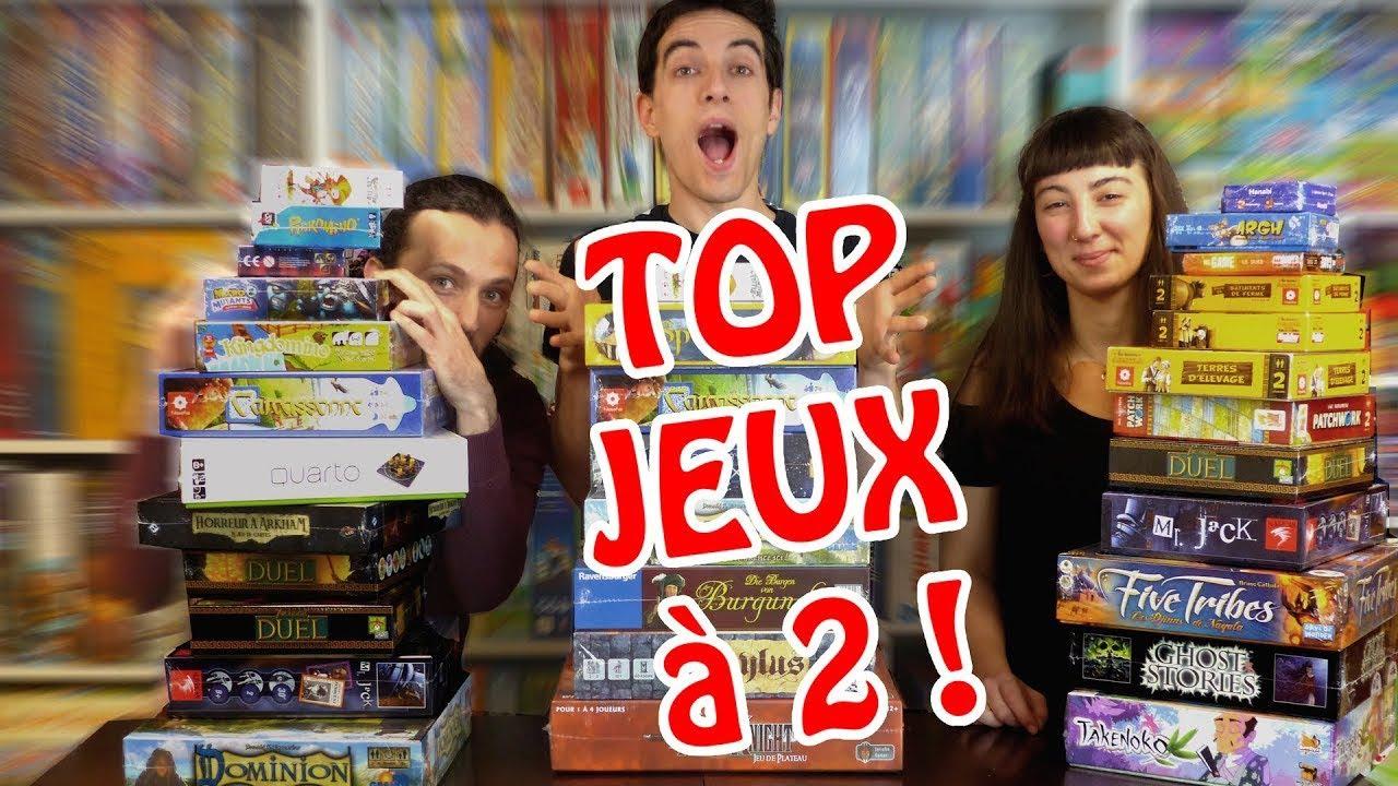 Top 10 Des Jeux De Société À 2 Joueurs - Le Top 10 Idéal avec Jeu En Ligne Pour Adulte