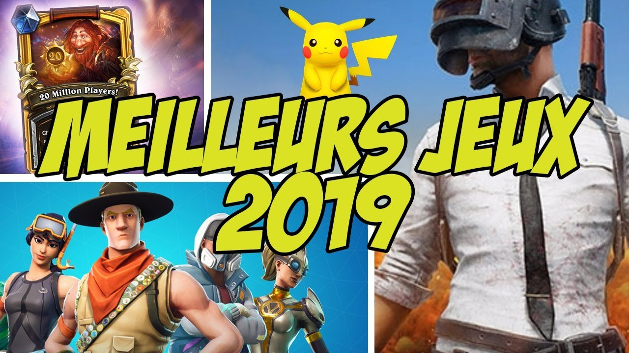 Top 10 Des Meilleurs Jeux Mobiles Pour 2019 ! intérieur Jeux En Ligne 8 Ans