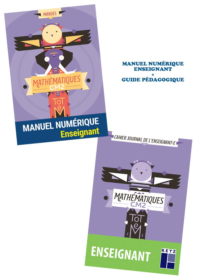 Totem Mathématiques Cm2 - Manuel Numérique Enseignant + à Exercice Cm2 Gratuit