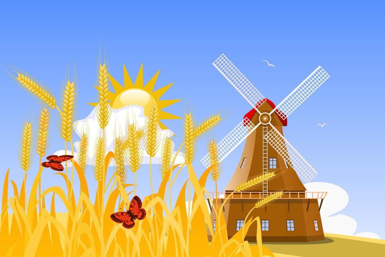 Tourne, Tourne, Petit Moulin, Chansons Pour Enfants Sur dedans Petit Moulin Chanson