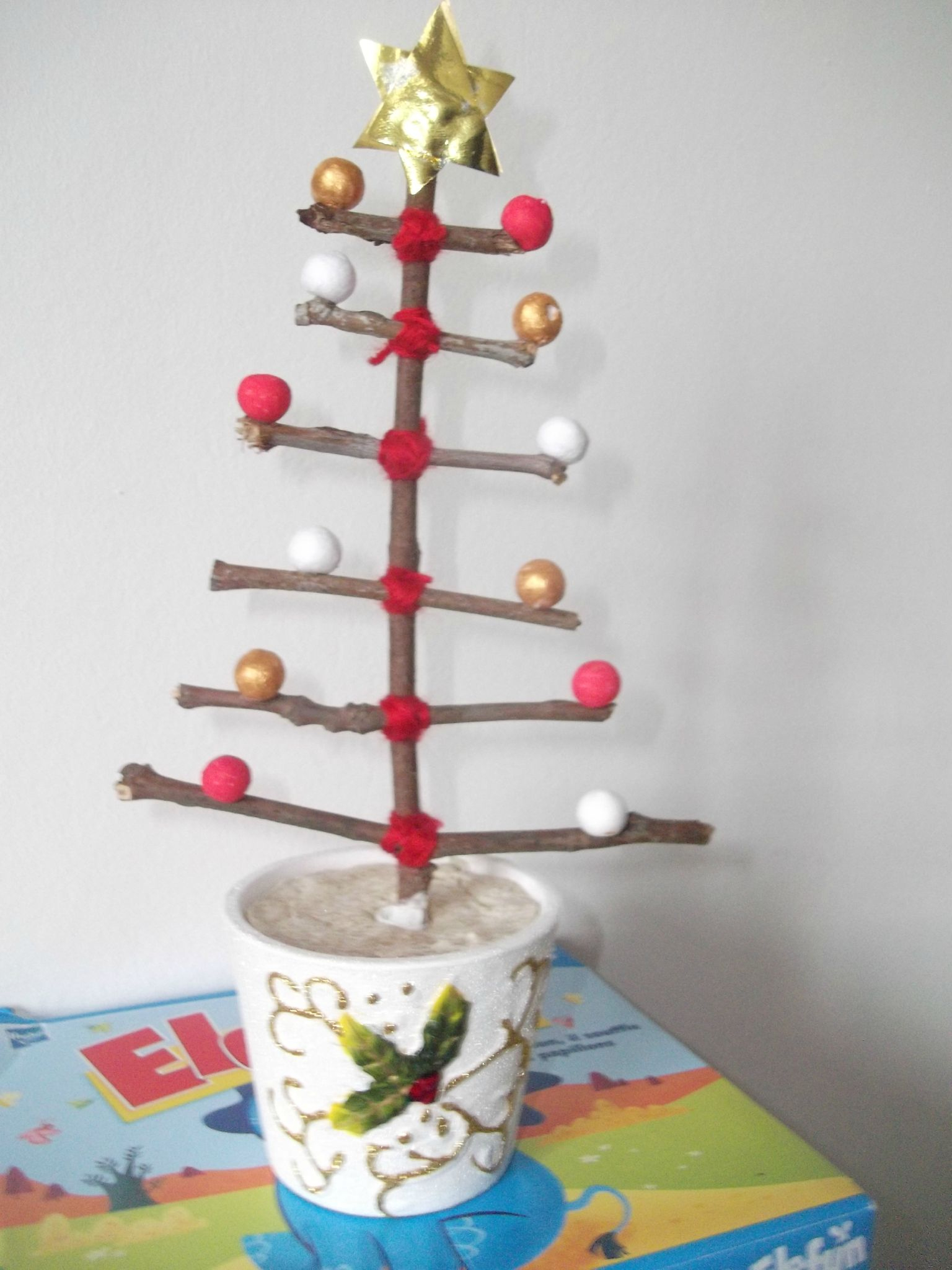Toutes Mes Idées De Bricolage De Noël - Des Documents destiné Bricolage De Noel Pour Maternelle