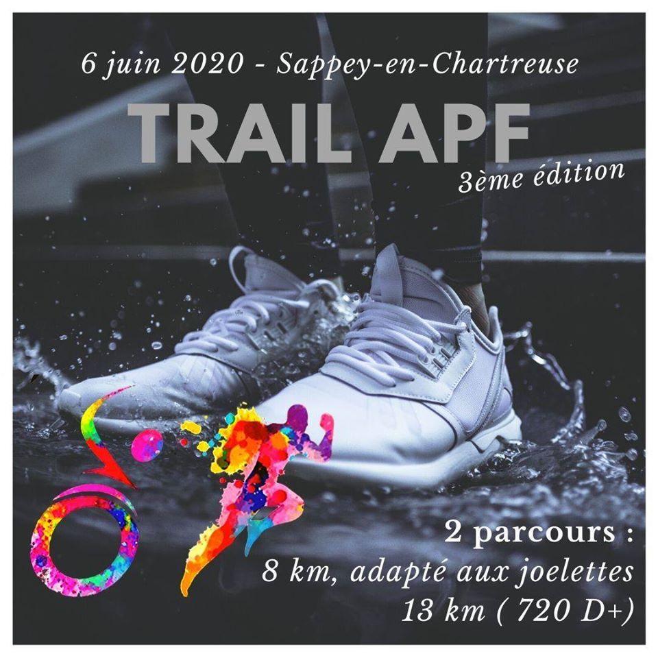 Trail Apf [Report Éventuel A L'automne] - Grenoble Trail avec Caractéristiques De L Automne