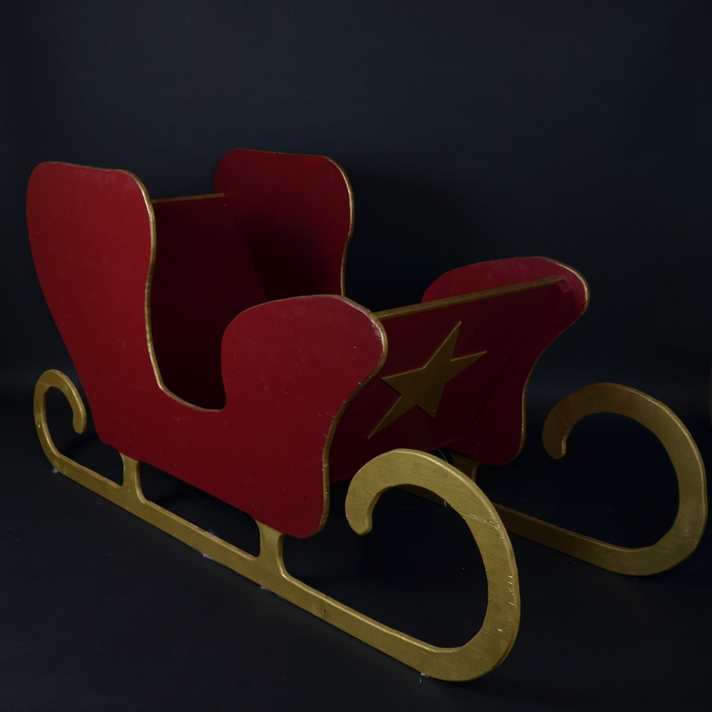 Traîneau Du Père Noël destiné Image De Traineau Du Pere Noel
