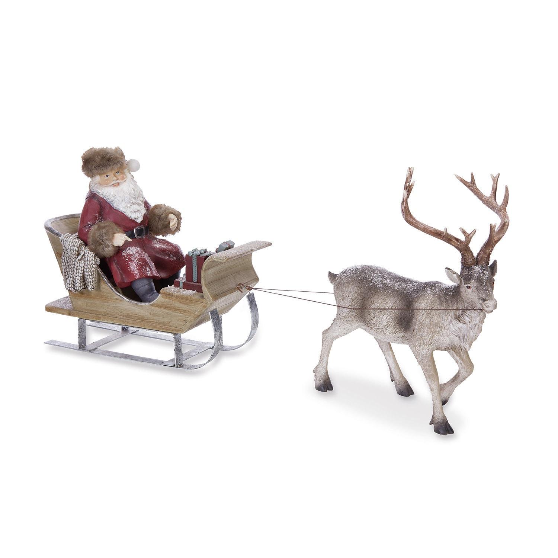 Traîneau Du Père Noël Palaima dedans Image De Traineau Du Pere Noel