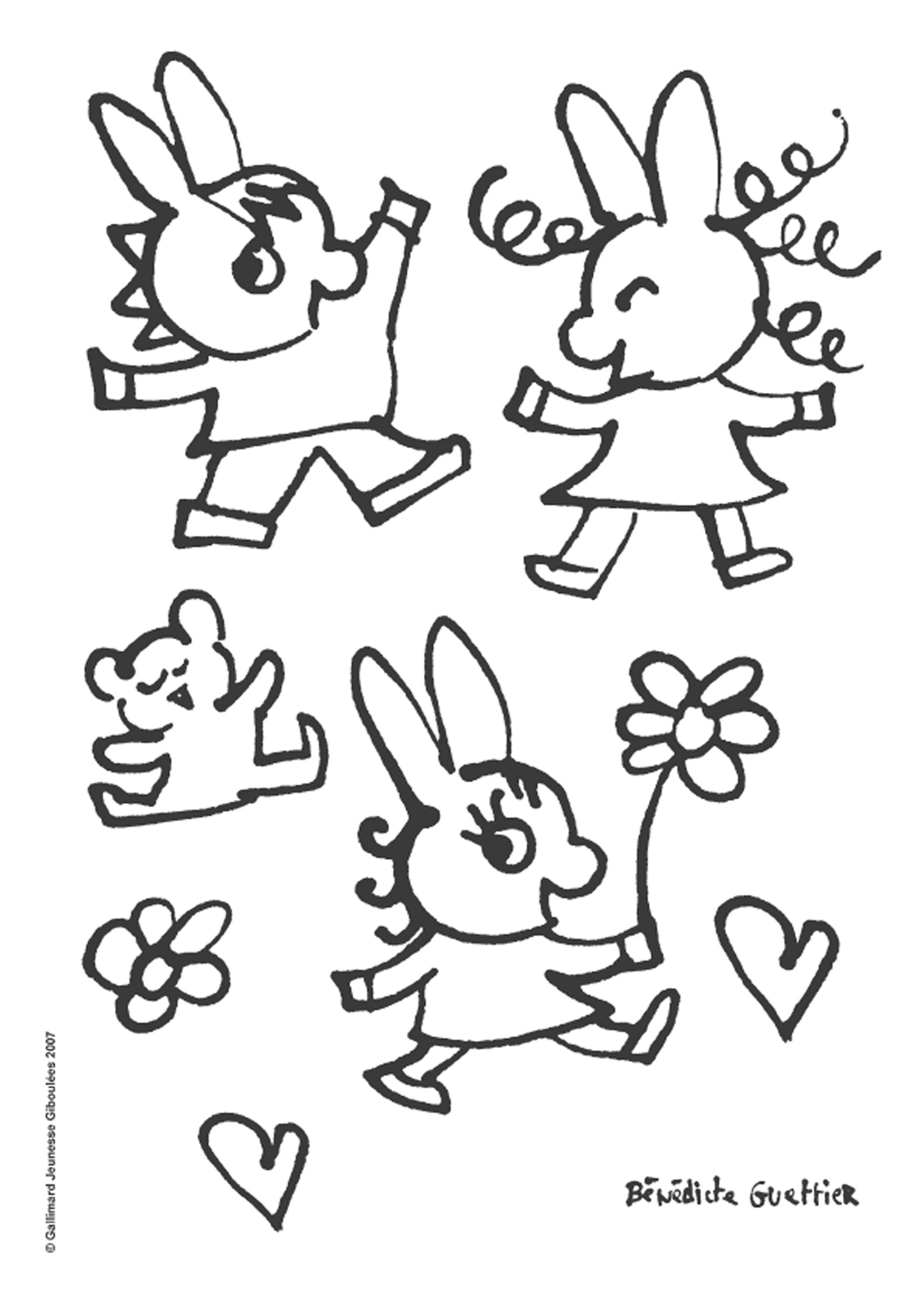 Trotro #12 (Dessins Animés) – Coloriages À Imprimer dedans Dessin Animé De Trotro En Francais Gratuit