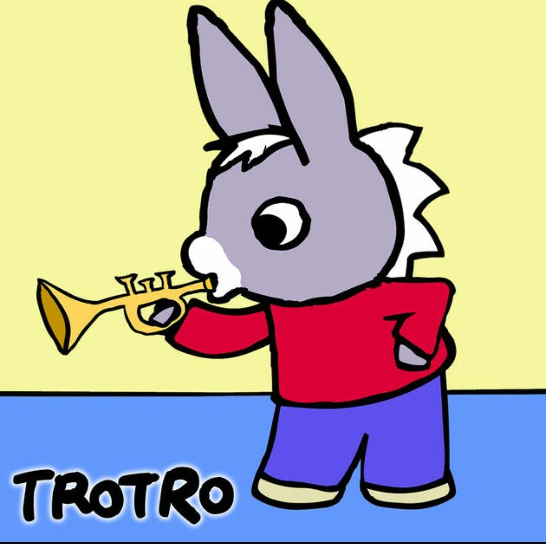 Trotro Rigolo (@rigolo_Trotro_O)   Twitter serapportantà Nouveau Trotro