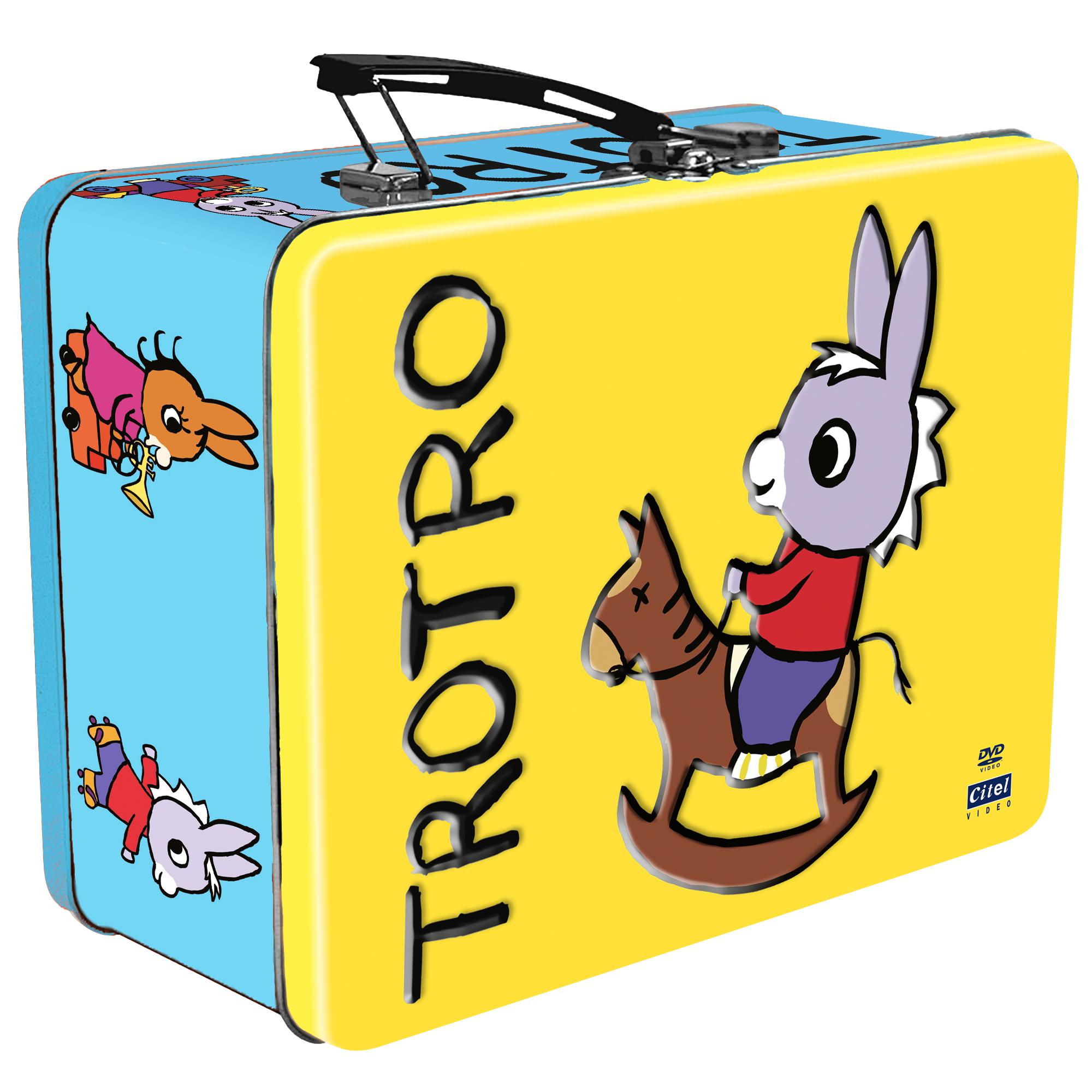 Trotro - Trotro A Un Beau Cartable - Dvd pour Nouveau Trotro