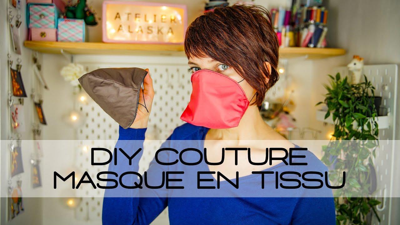Tuto Coudre Masque En Tissu Canard Afnor Protection Filtre Doublé - Patron  Pdf Adulte Enfant Facile destiné Masque Canard À Imprimer