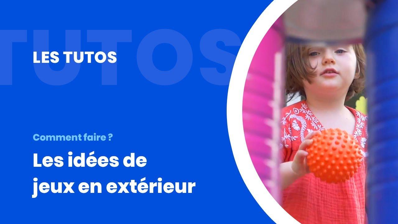 Tutos : Idées De Jeux En Extérieur Pour Occuper Un Groupe D'enfants tout Idées Activités Tap Primaire