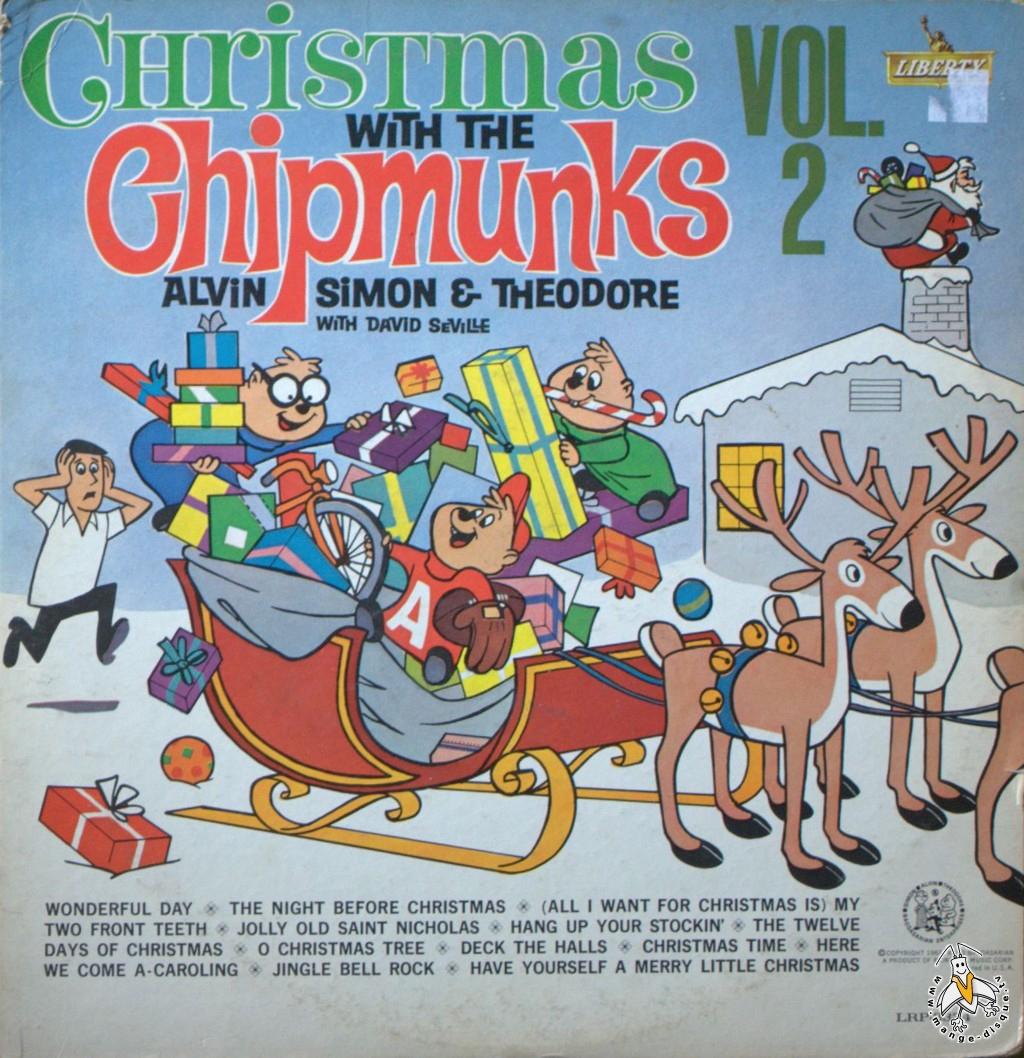 Tv Series And Cartoons Records Christmas With The Chipmunks avec Dessin De Alvin Et Les Chipmunks