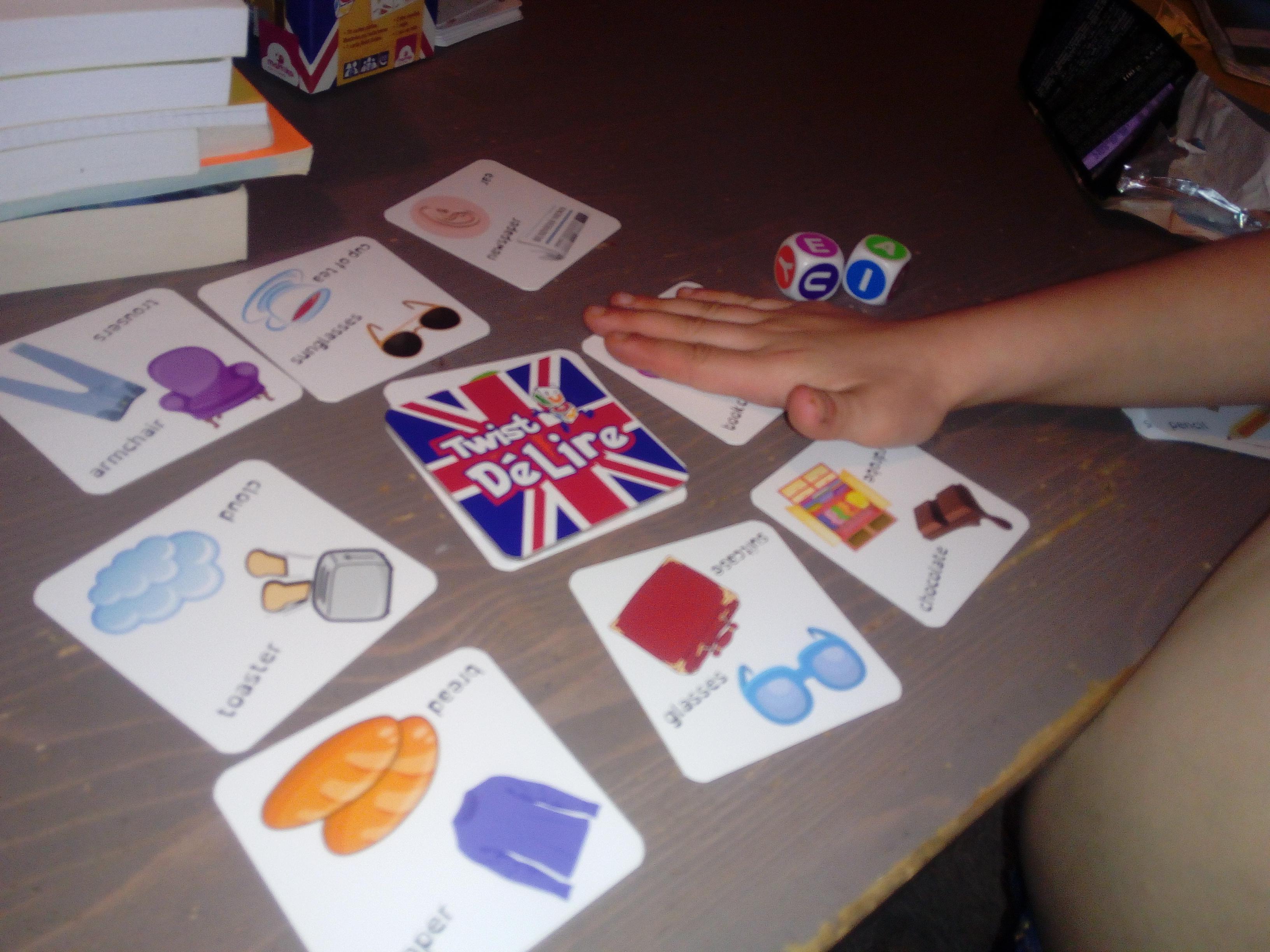 Twist Délire : Un Jeu Progressif Pour Apprendre Des Mots En dedans Jeux En Anglais Gratuit