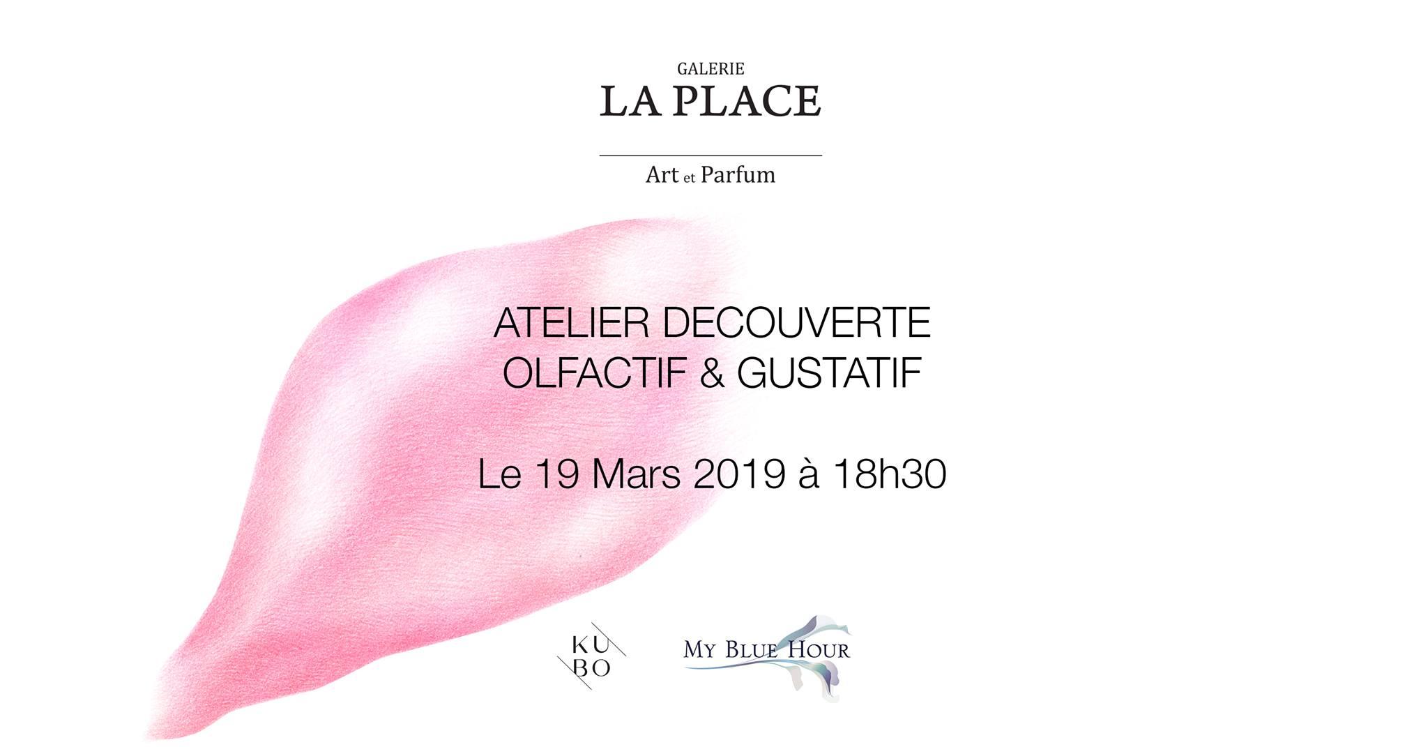 Un Atelier Gustatif Et Olfactif Marie L'art Du Parfum À à Sens Olfactif