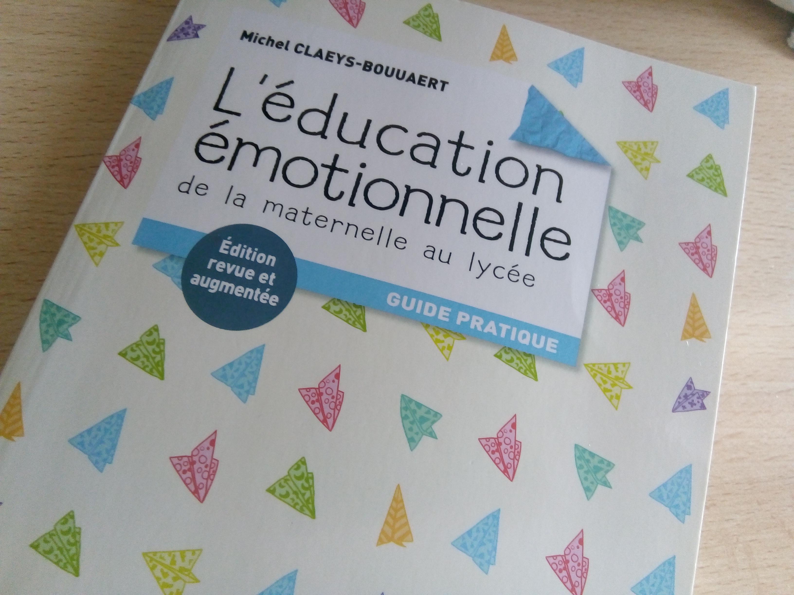 Un Guide Pour L'éducation Émotionnelle : 200 Jeux Et pour Jeux Enfant Maternelle