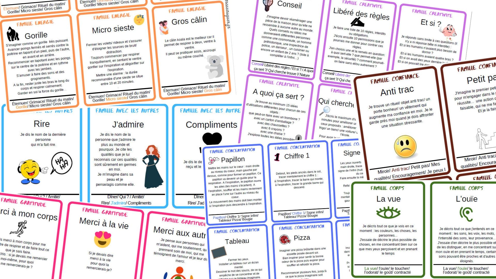 Un Jeu Pour S'épanouir Et Renforcer Les Liens Familiaux destiné Jeux De Concentration À Imprimer
