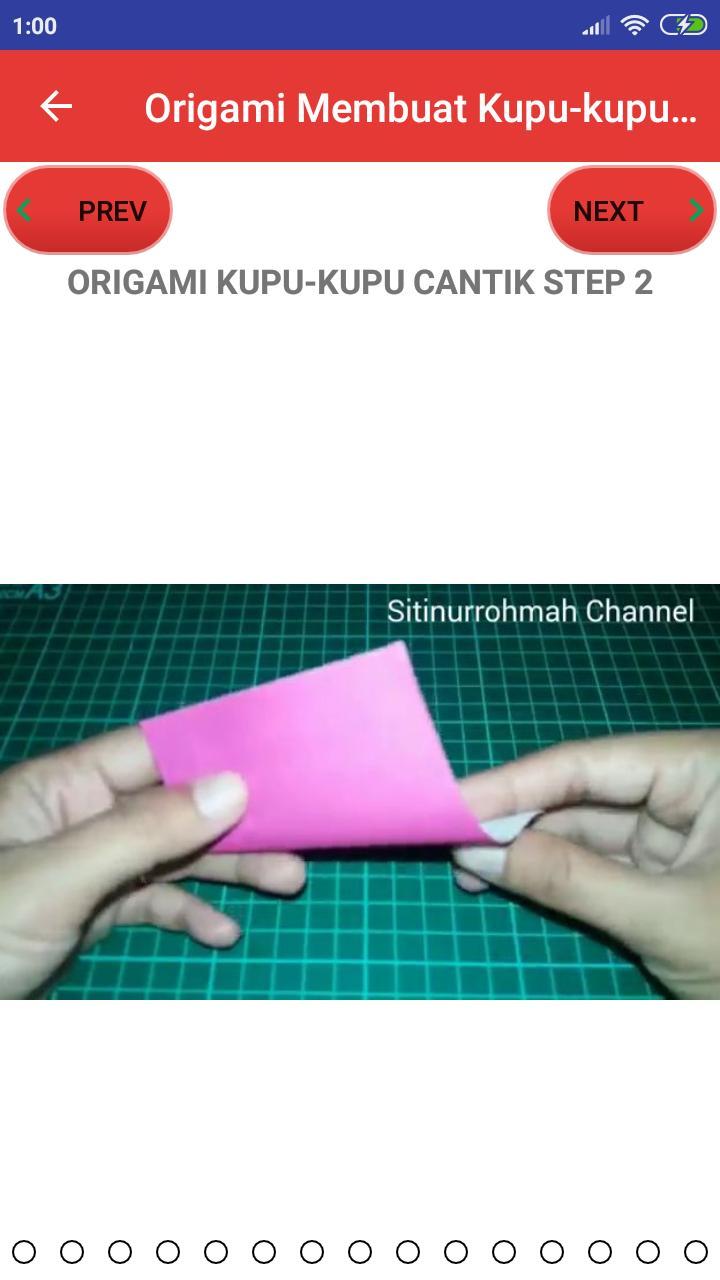 Un Moyen Facile De Faire Des Papillons En Origami Pour avec Origami Facile A Faire En Français