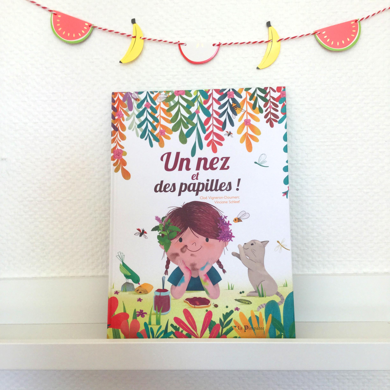 Un Nez Et Des Papilles ! - Sakili Livres Choisis à Odeur Dans Le Nez