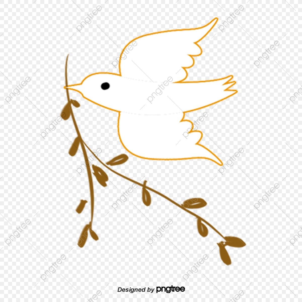 Un Petit Oiseau Vole Avec Des Branches Et Des Feuilles serapportantà Vol Petit Oiseau