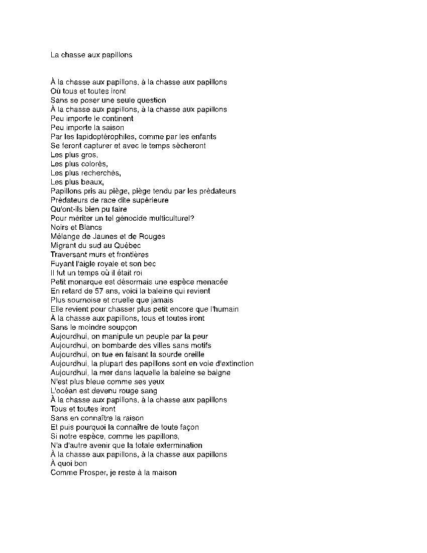 Un Poème Inspirant D'une Finissante Du Csjv | Collège St tout Poeme De Jacque Prevert