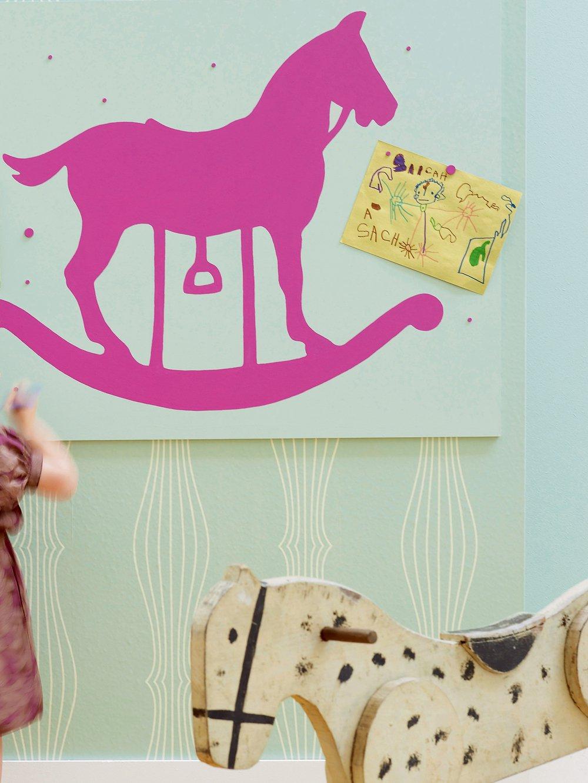 Un Tableau Aimanté Pour Enfant - Marie Claire pour Tableau De Peinture Pour Enfant