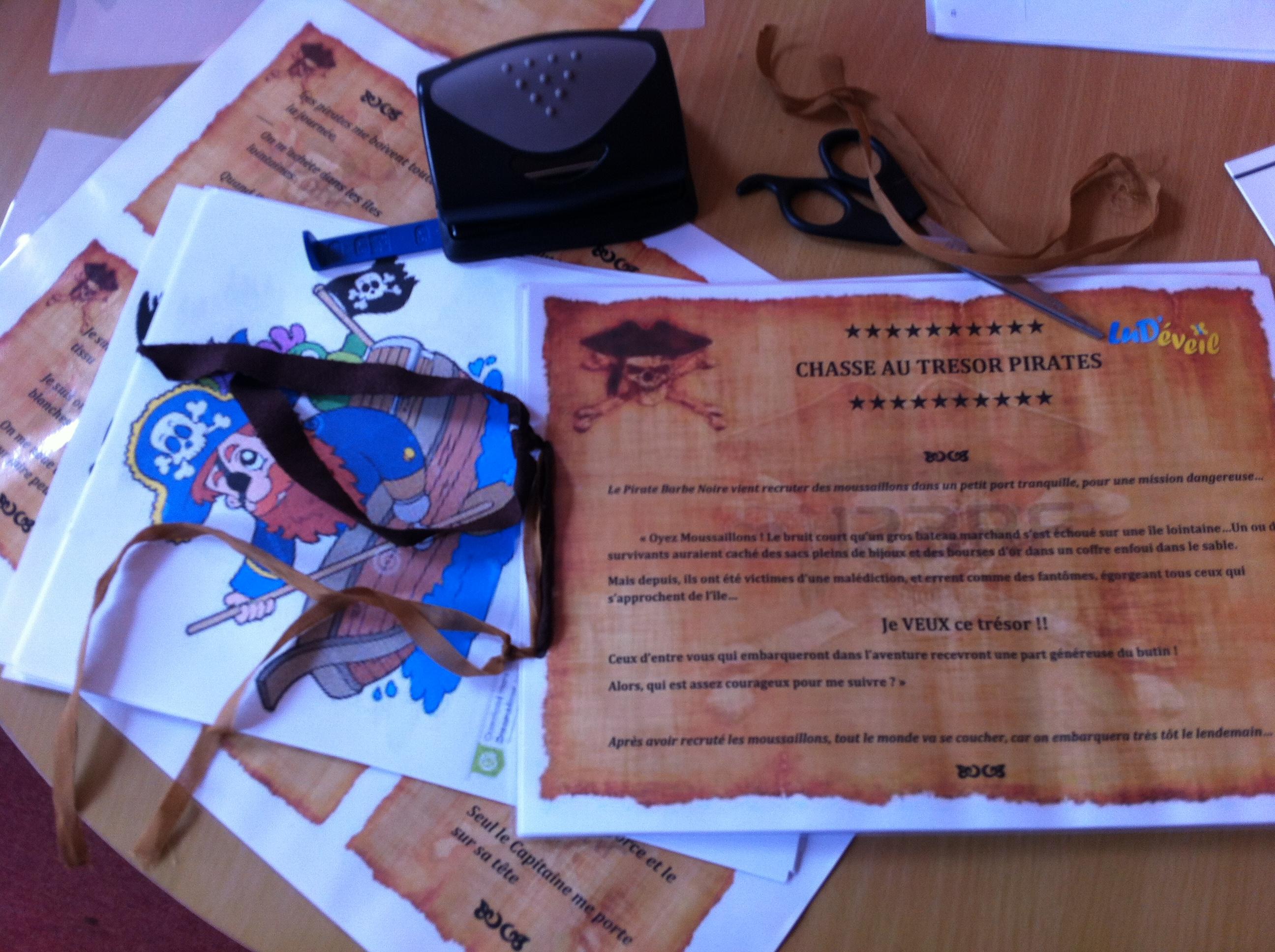 Une Chasse Au Trésor Pirates Clé En Main, Ça Vous Intéresse encequiconcerne Histoires De Pirates Gratuit