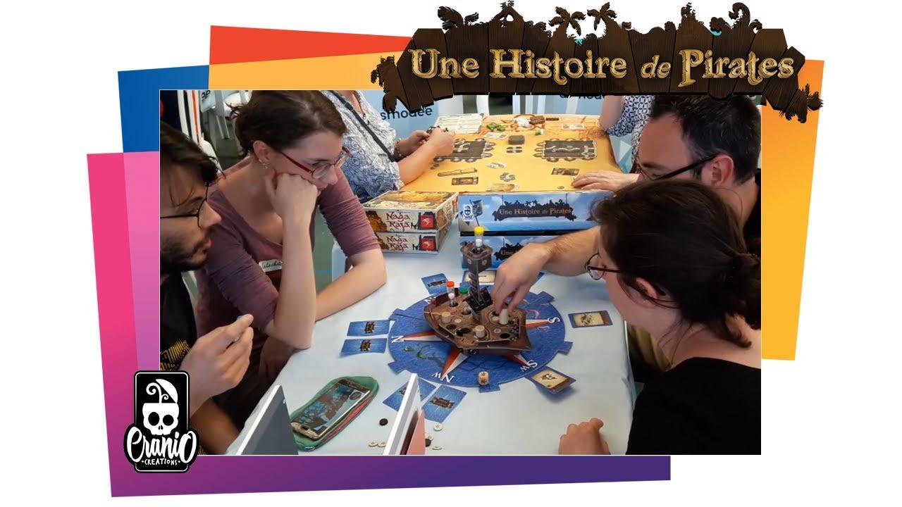 Une Histoire De Pirates avec Histoires De Pirates Gratuit