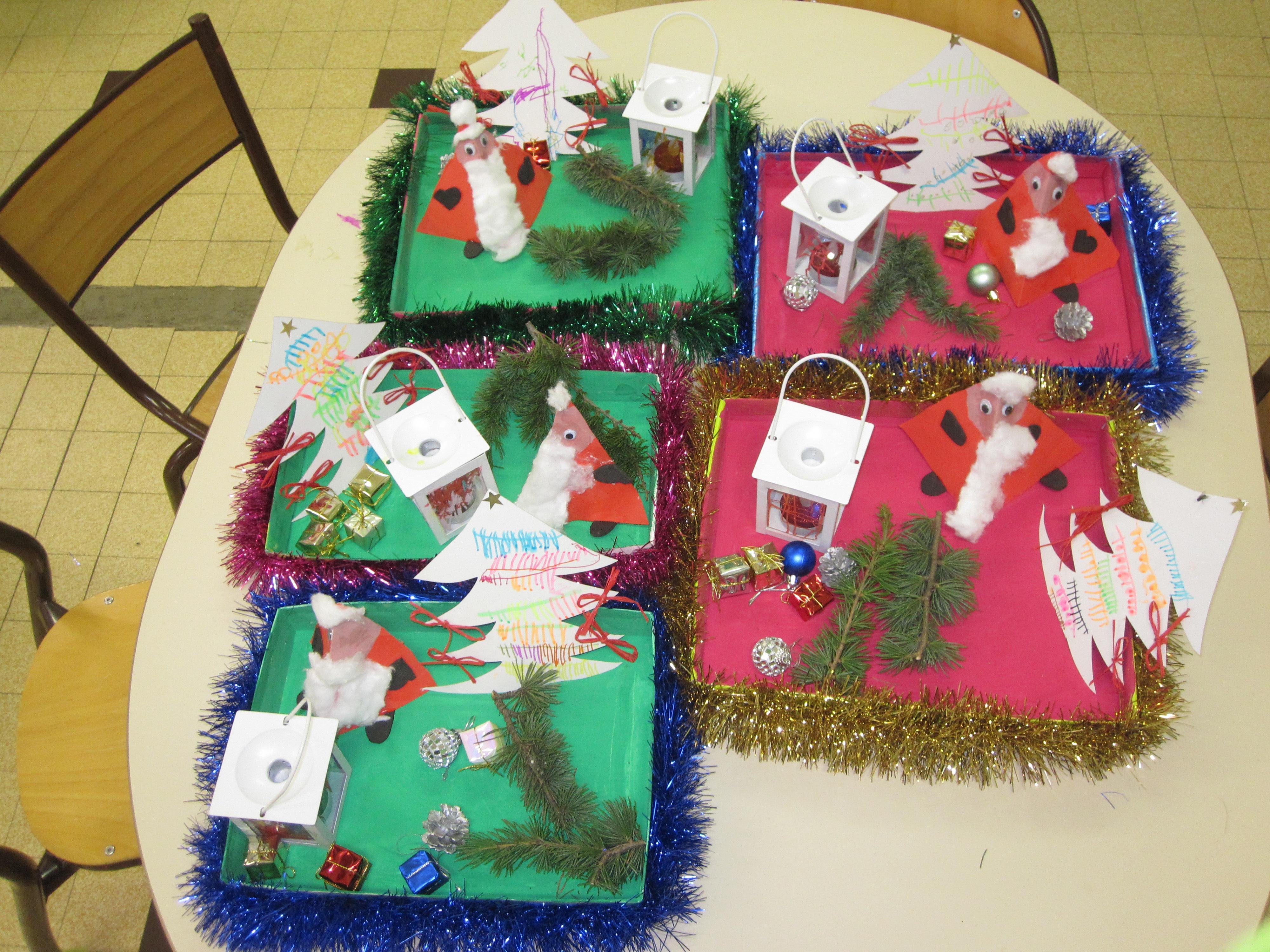 Une Lettre Au Père Noël… (Ms/gs)   Ecole Catholique Les serapportantà Bricolage Cp Noel