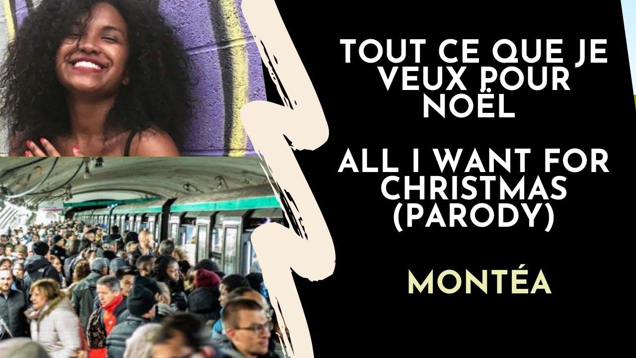 Une Parodie De La Chanson De Mariah Carey Mêle Noël Et Grève encequiconcerne Chanson De Noel En Chinois