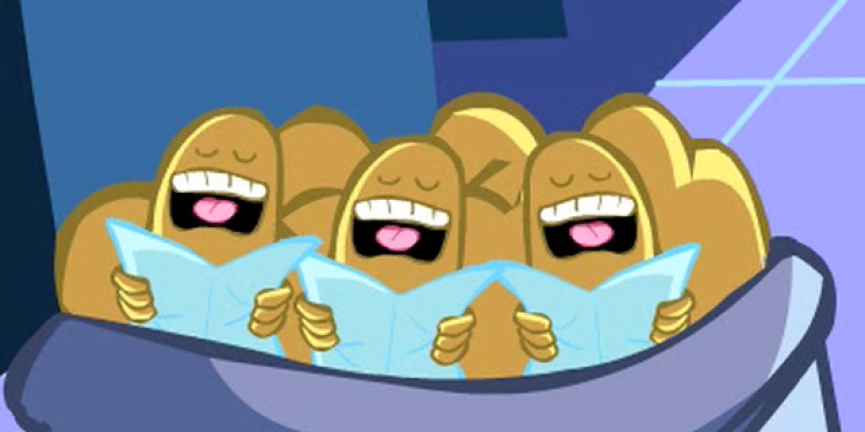 Une Petite Patate Comme Moi » : Quinze Ans Après, La Genèse concernant Chanson De La Patate