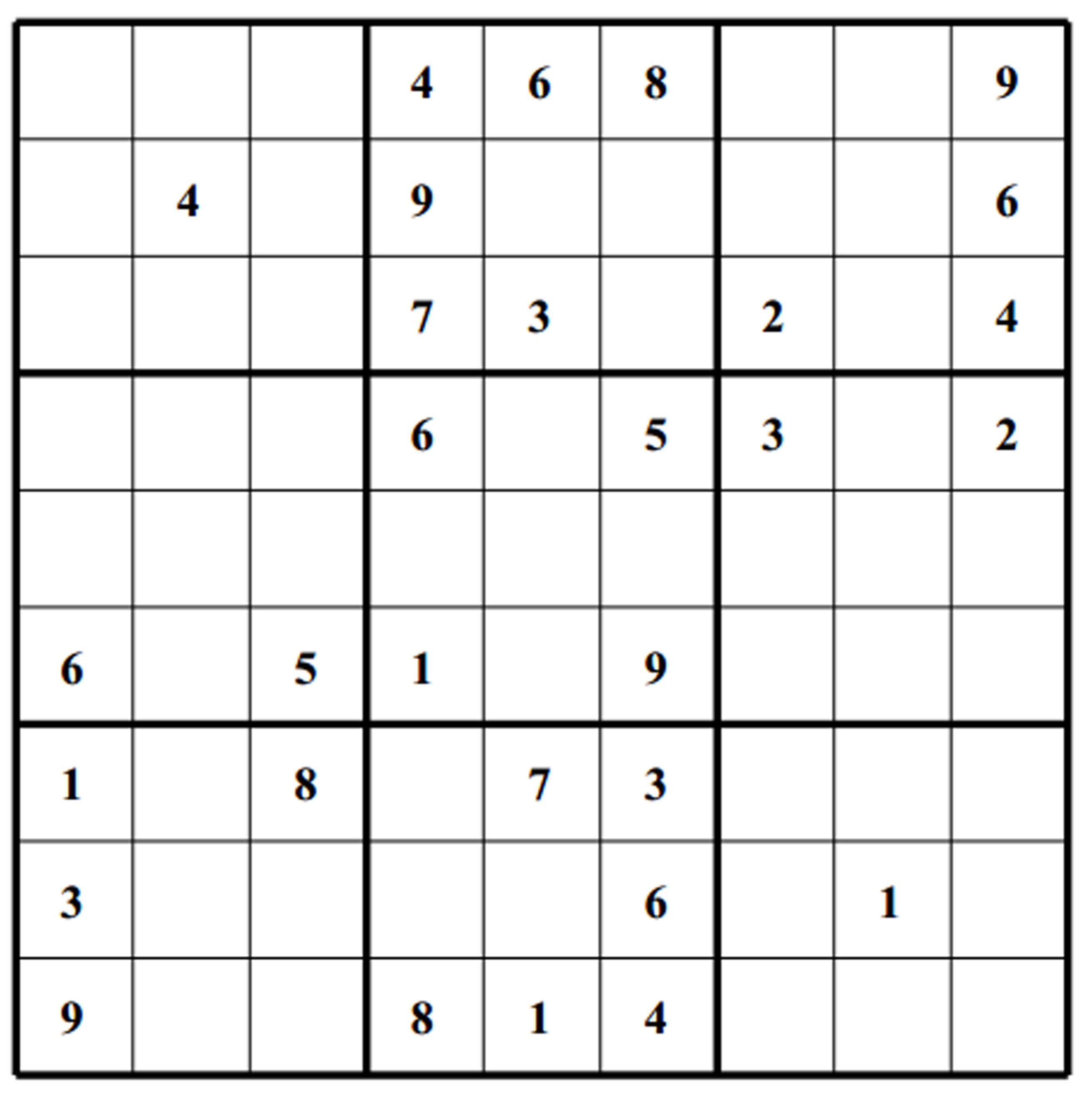Very Hard Sudoku Puzzles Books 200 Puzzles Large Print 200 pour Sudoku Grande Section