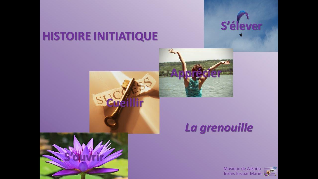 Vidéo 4 - La Grenouille destiné La Grenouille Meditation