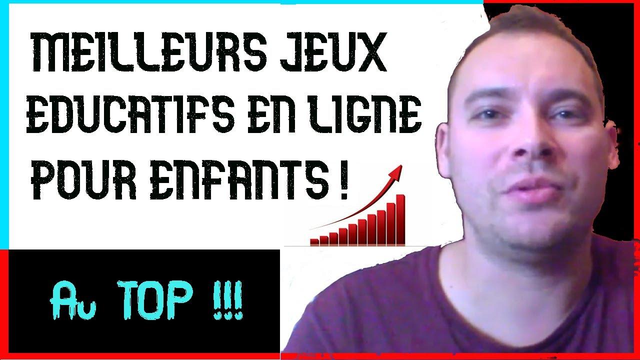 (Video) N°1 Des Sites De Jeux Gratuits En Ligne Pour Enfants : Logiciel  Educatif.fr intérieur Jeux Enfant Gratuit En Ligne