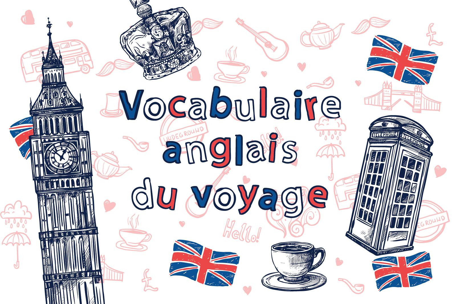 Vocabulaire Anglais Du Voyage · Anglais Pour Voyager intérieur Jeux En Anglais Gratuit