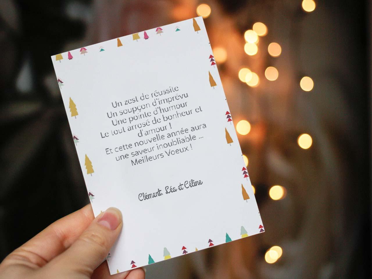 Vœux De Bonne Année : 10 Idées De Textes Inspirants concernant Poeme Voeux Nouvel An