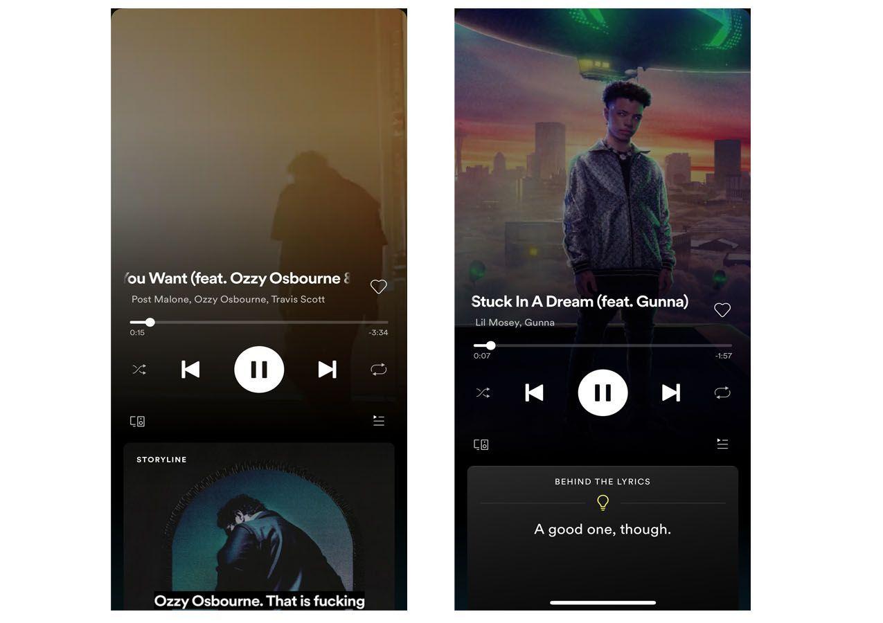 Voici Nos 3 Astuces Pour Afficher Des Paroles Sur Spotify destiné Retrouver Une Musique Avec Parole