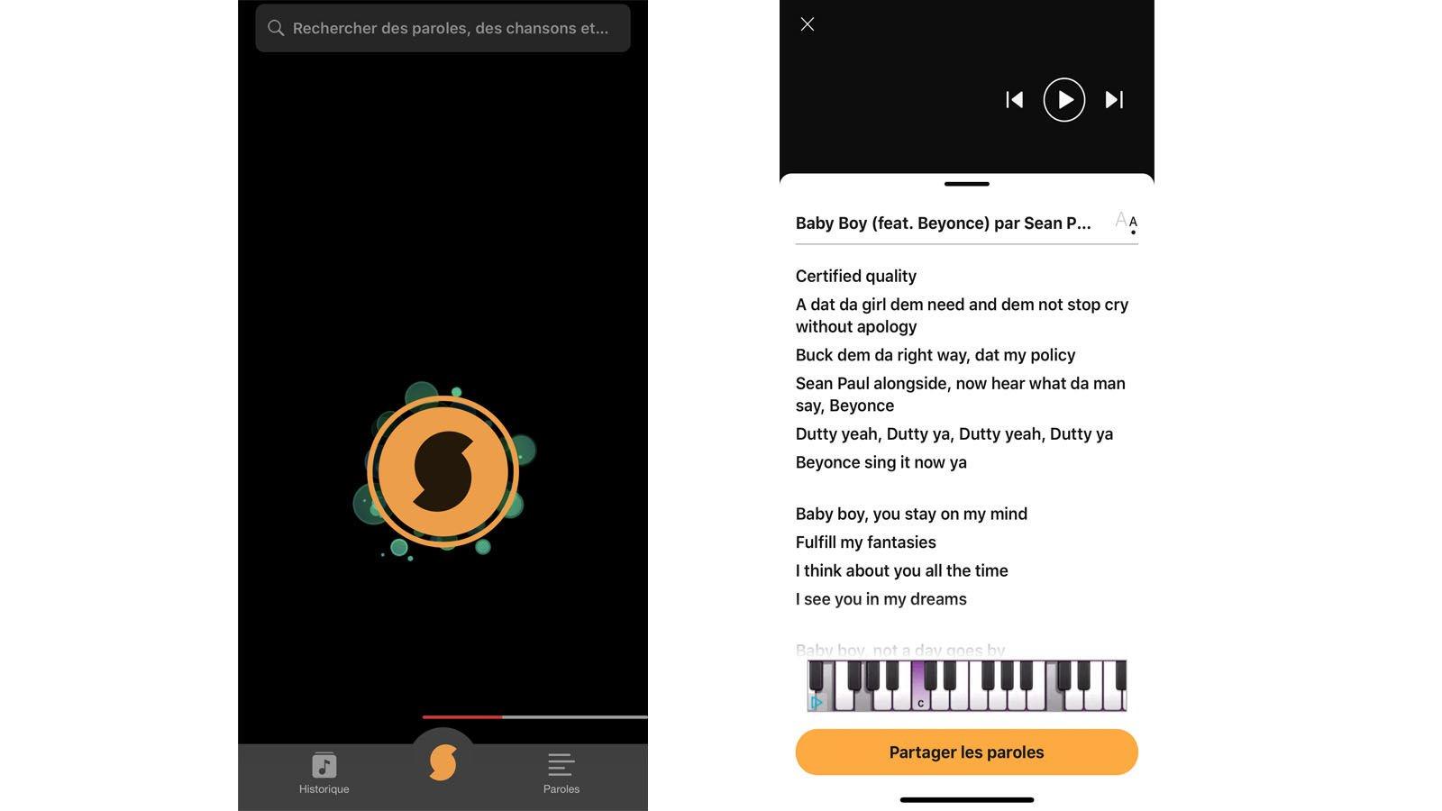 Voici Nos 3 Astuces Pour Afficher Des Paroles Sur Spotify serapportantà Retrouver Une Musique Avec Parole