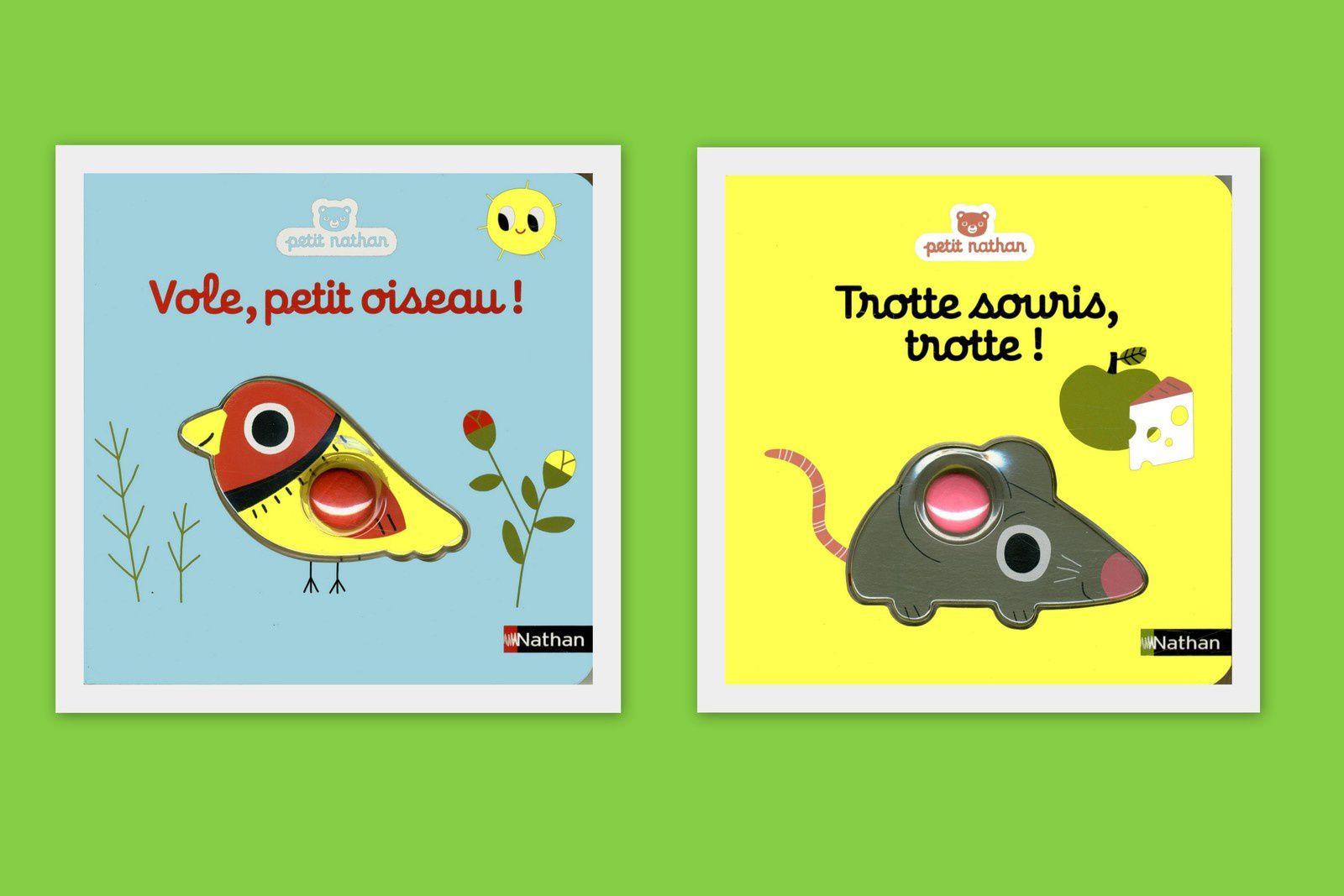 Vole, Petit Oiseau ! Et Trotte, Souris, Trotte ! - Jeux Tu Lis tout Vol Petit Oiseau
