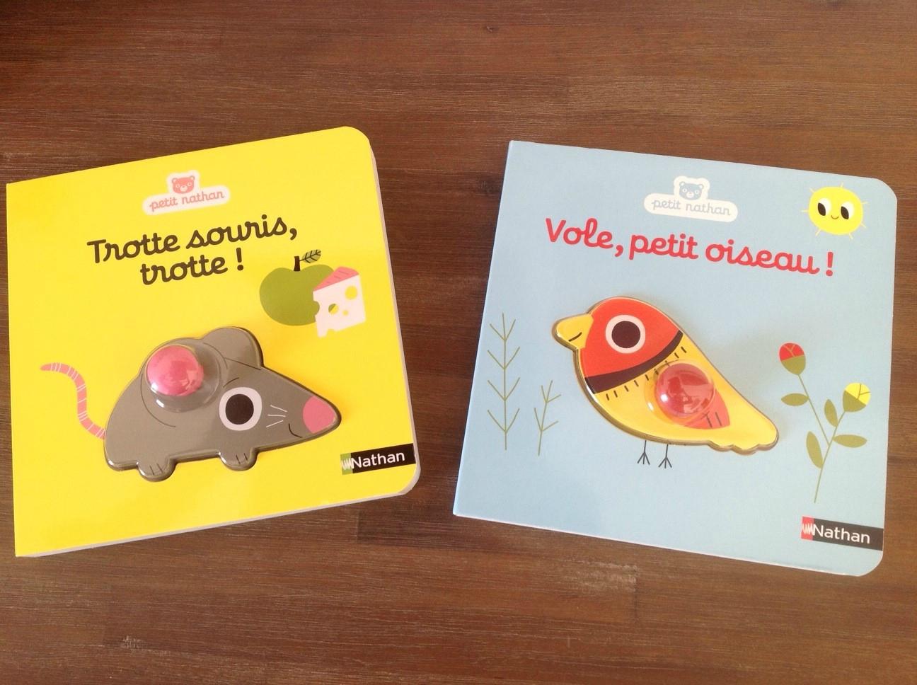 Vole, Petit Oiseau ! - Trotte Souris, Trotte ! (Nathan) - Le intérieur Vol Petit Oiseau