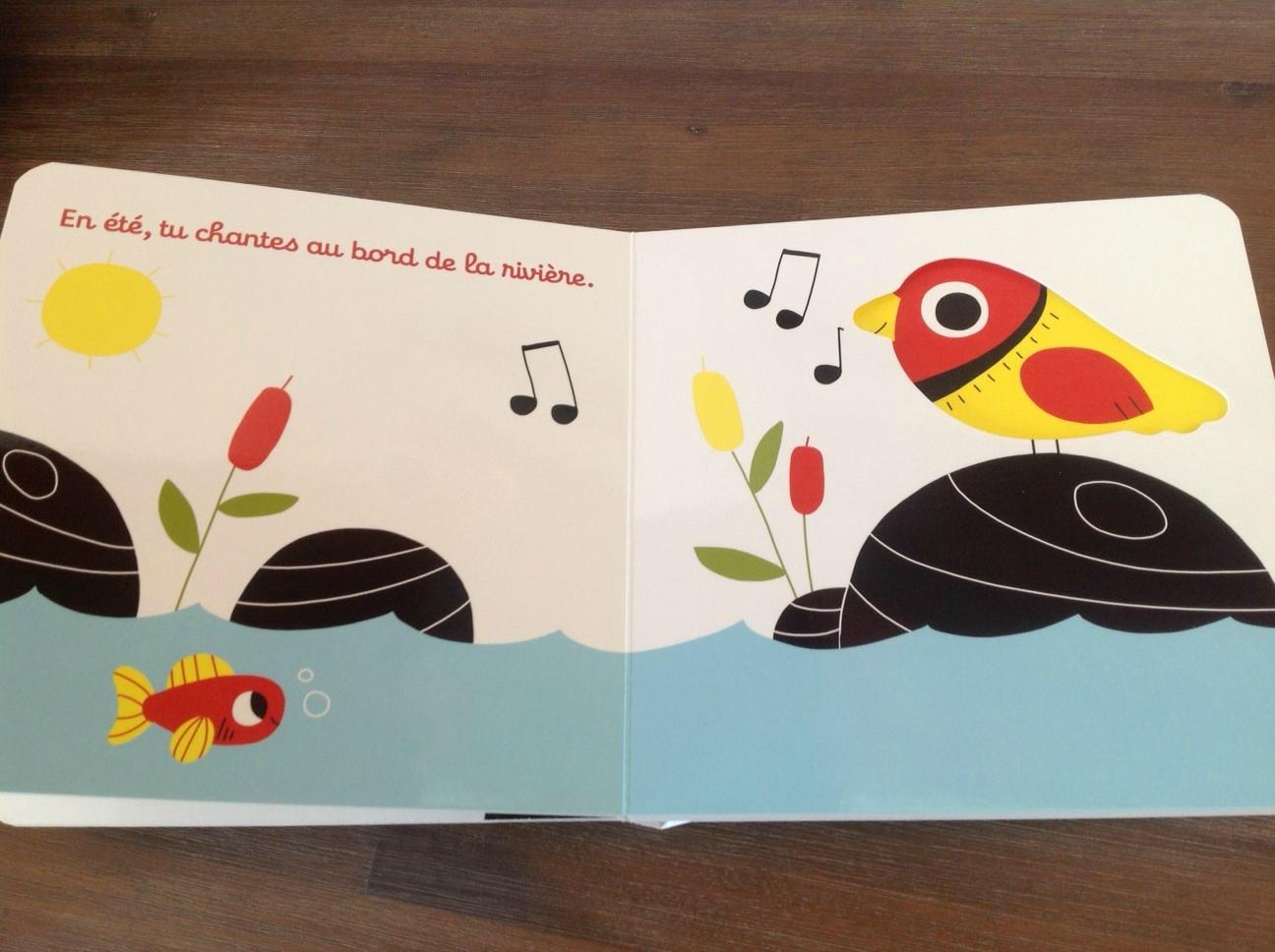 Vole, Petit Oiseau ! - Trotte Souris, Trotte ! (Nathan) - Le tout Vol Petit Oiseau