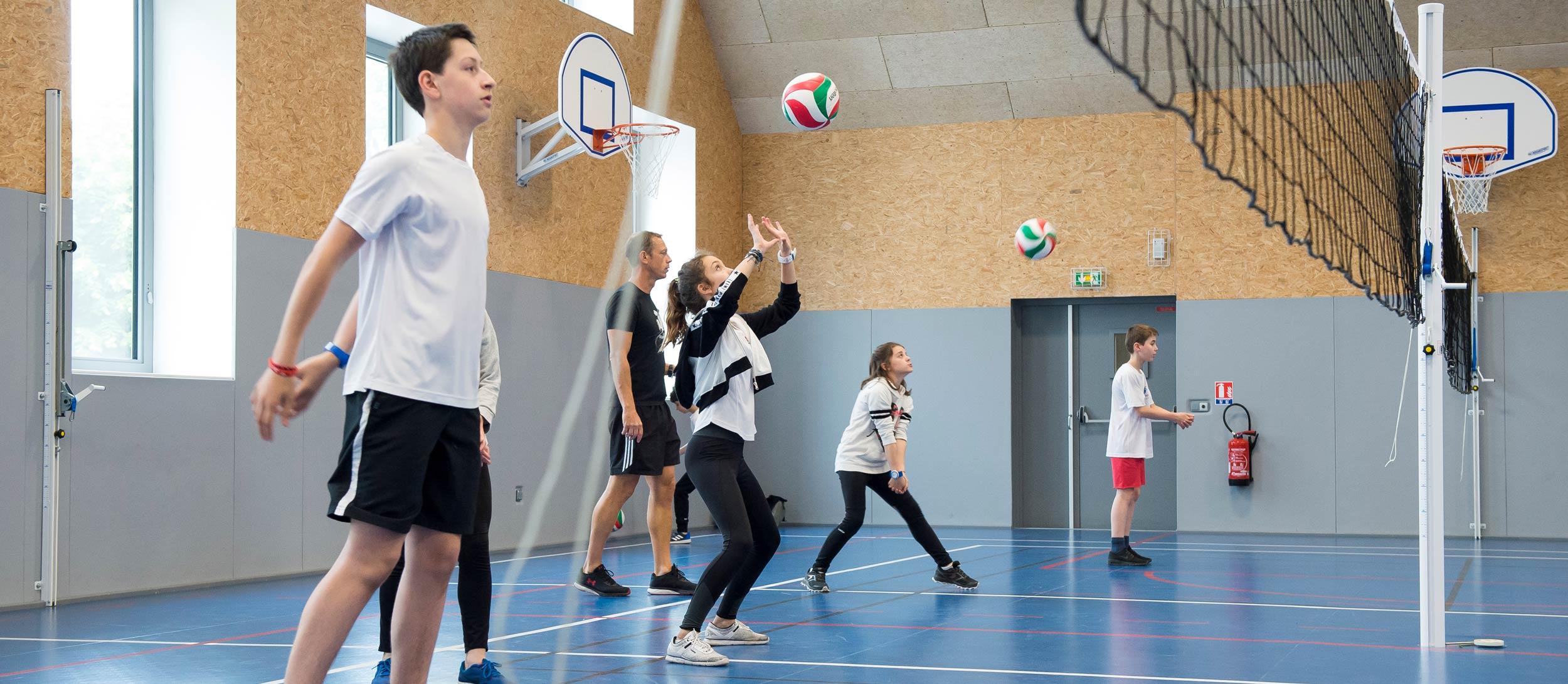 Volleyball En Eps : 10 Astuces Pour L'enseigner (College serapportantà Jeux Collectifs Cycle 3 Sans Ballon
