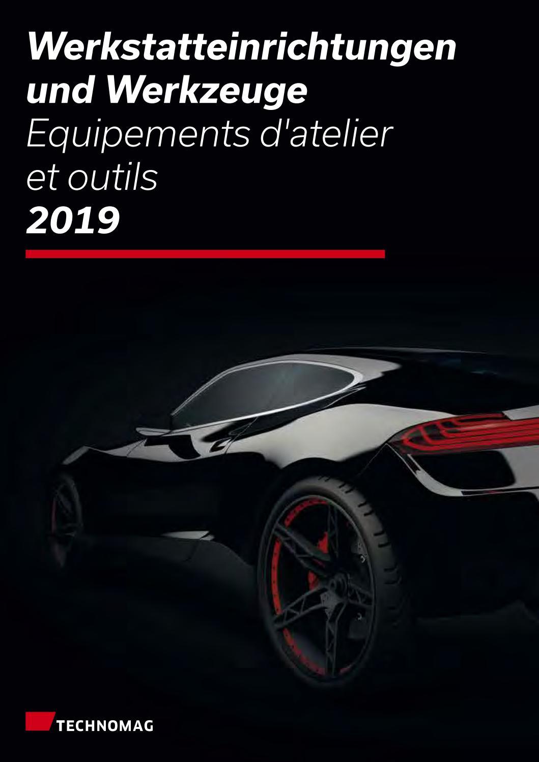Werkstatteinrichtungen Und Werkzeuge 2019 1/2 - De/fr By avec Atelier Autonome Grande Section