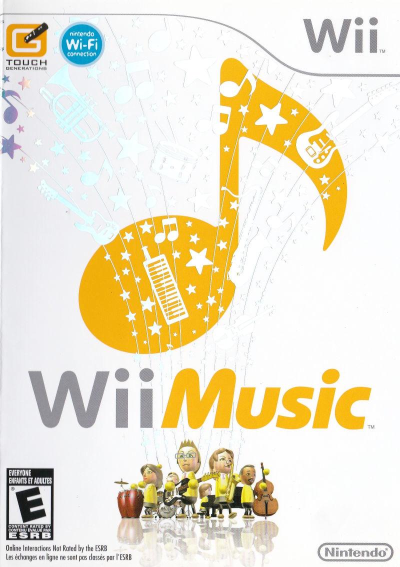 Wii Music For Wii (2008) - Mobygames encequiconcerne Quiz Musical En Ligne