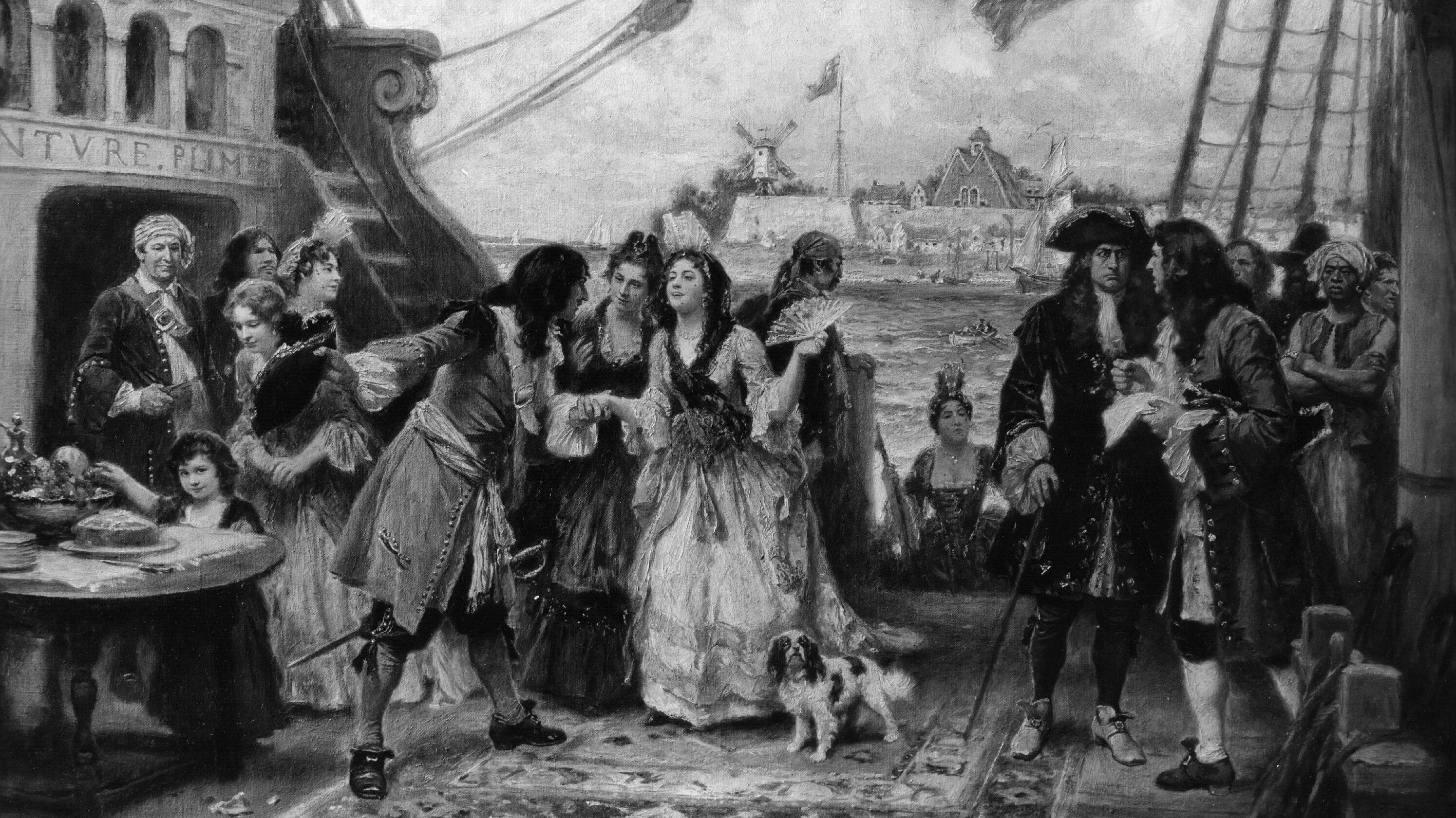 William Kidd, Un Des Plus Célèbres Pirates | Dessine-Moi Un dedans Histoires De Pirates Gratuit