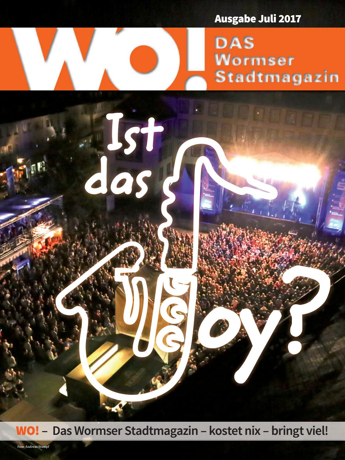 Wo Magazin 0717 Web By Wo! – Das Wormser Stadtmagazin - Issuu à Musique Cirque Mp3