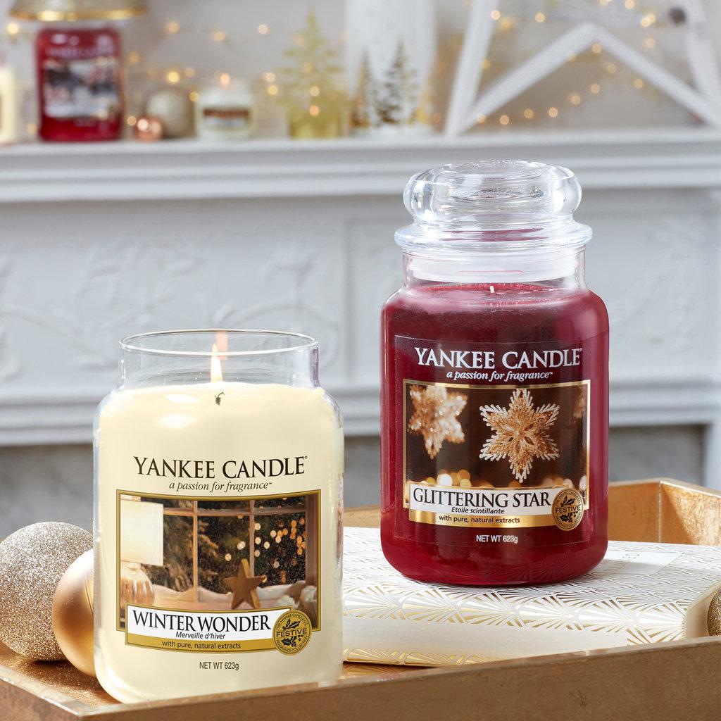 Yankee Candle Duftkerze Winter Wonder 623G concernant Etoil Clown